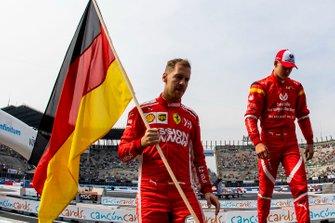 Sebastian Vettel, Mick Schumacher