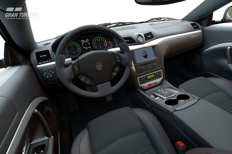 Maserati GranTurismo S '08 (N400)