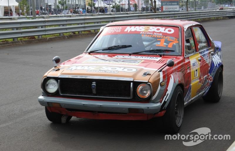 Tjandra S, Speedy Motorsport, STC Divisi 2