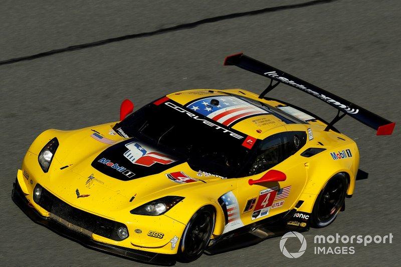 #4 Corvette Racing, Corvette C7.R (GTLM)