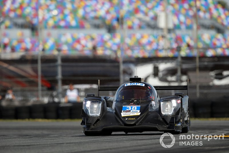 #38 Performance Tech Motorsports ORECA LMP2, LMP2: Kyle Masson, Kris Wright, Cameron Cassels, Robert Masson