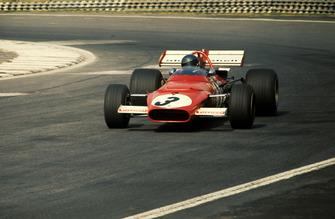 Победитель Гран При Мексики Жаки Икс, Ferrari 312B