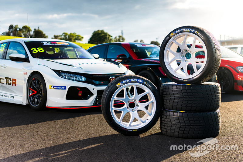 TCR Australia Michelin