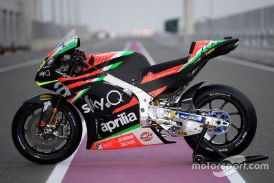Lançamento Aprilia Racing Team Gresini