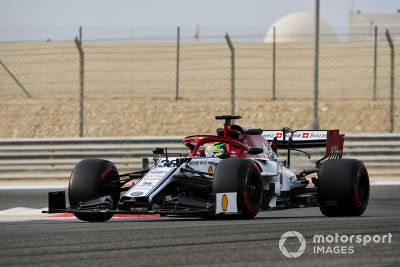 Bahrajn - Testy F1