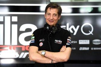 Massimo Rivola, PDG d'Aprilia Racing