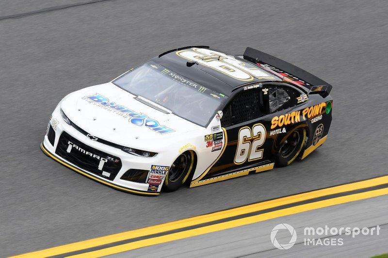 #62: Brendan Gaughan, Beard Motorsports, Chevrolet Camaro