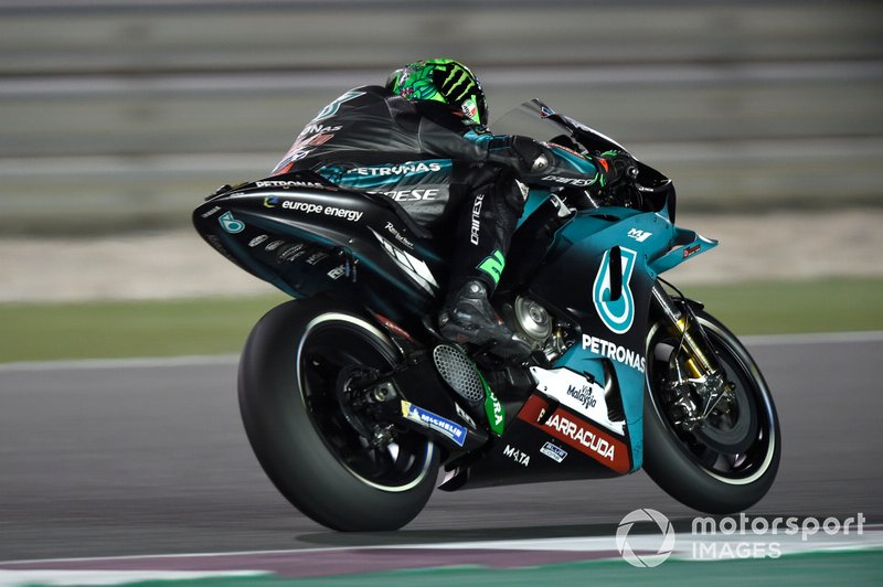 8 место - Франко Морбиделли, Petronas Yamaha SRT
