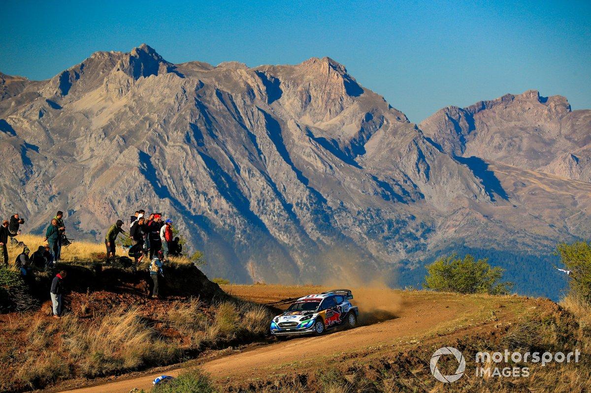 Adrian Formoux, Renaud Jamoul, M-Sport Ford WRT Ford Fiesta WRC