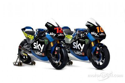 Sky Racing Team VR46 tanıtımı