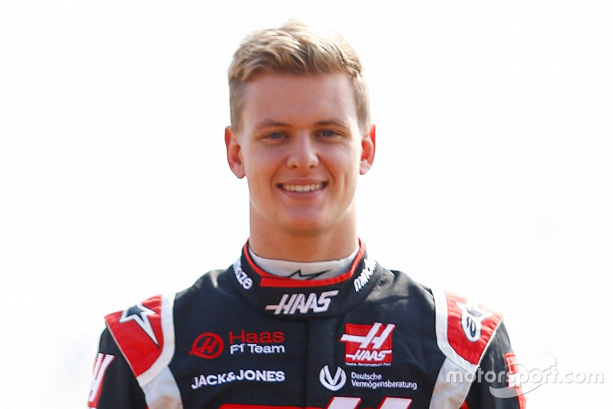 Mick Schumacher, Haas F1 Team