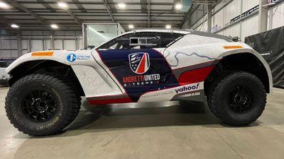 Annuncio Andretti Autosport