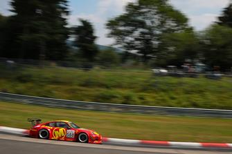 #588 Porsche 997 GT3 Cup: Ralf Schall, Christopher Gerhard