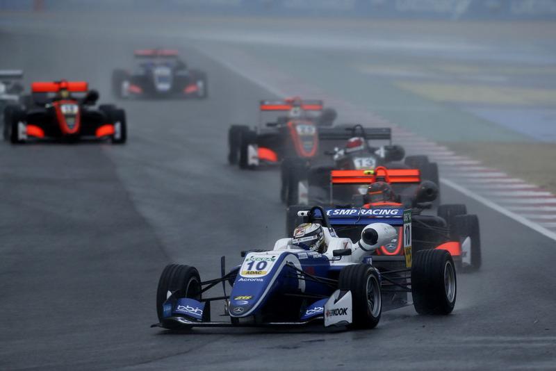 Европейская Формула 3, VII этап, Мизано