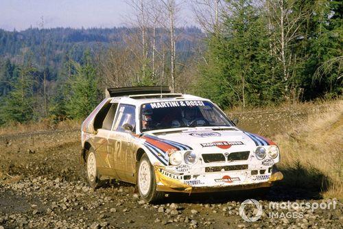 Olympus-Rallye