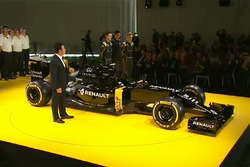 Ливерия команды Renault F1