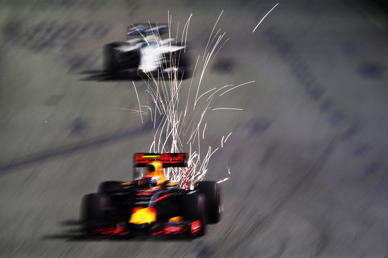 Ф1, Сінгапур 2016: Макс Ферстаппен, Red Bull RB12