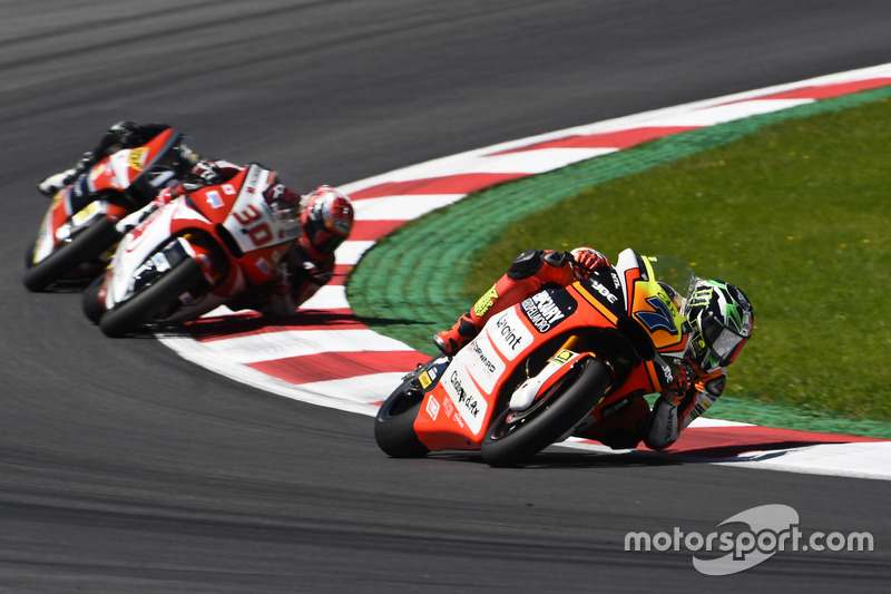 Lorenzo Baldassarri, Athina Forward Racing, Kalex
