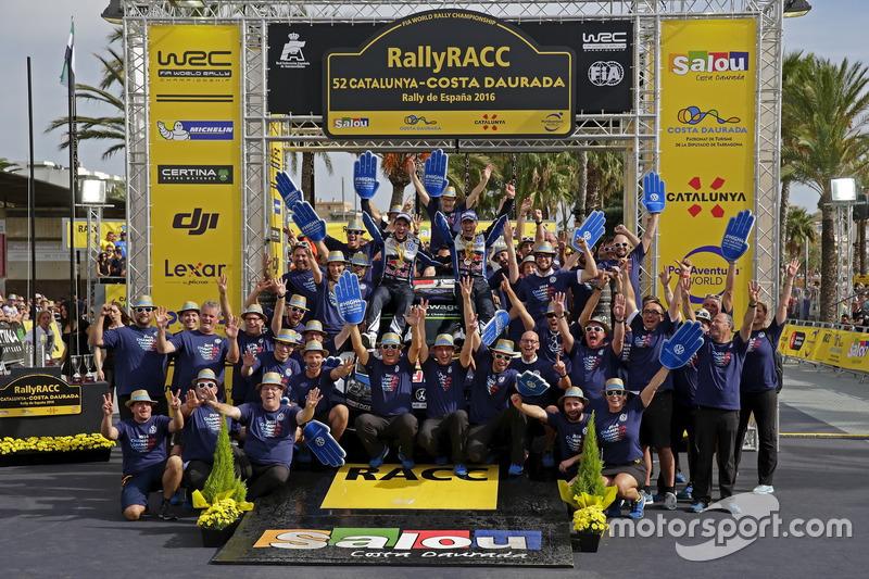 WRC – четвертий титул Ож'є