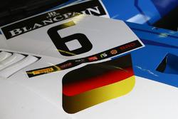 #6 Phoenix Racing Audi R8 LMS ultra logo