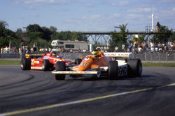 Jacques Villeneuve, Arrows, Gilles Villeneuve, Ferrari