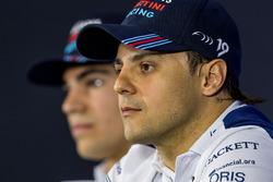 Felipe Massa, Williams in the Press Conference