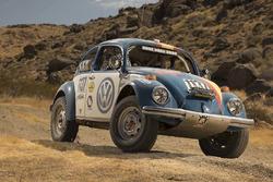 1970 Volkswagen Beetle en Baja 1000