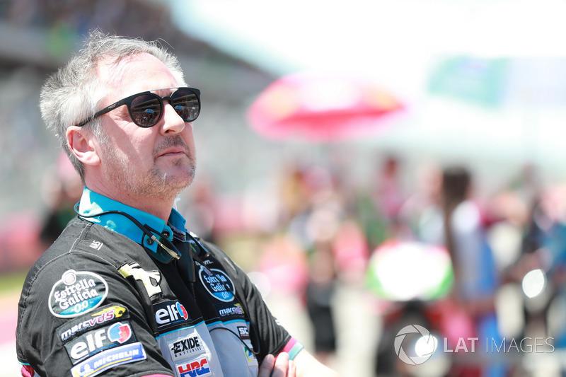 Michael Bartholemy, Estrella Galicia 0,0 Marc VDS Team Principal