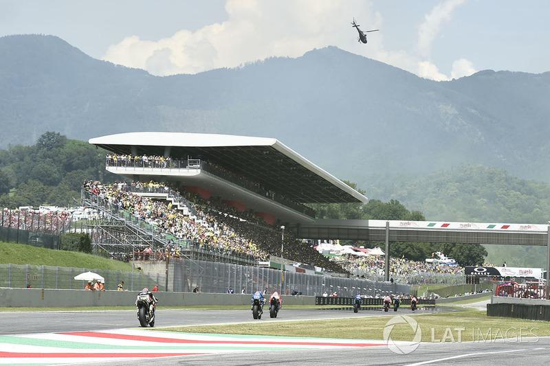 #4: Mugello Circuit (Italia) - 177,783 km/h