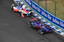 Alex Lynn, DS Virgin Racing, voor Felix Rosenqvist, Mahindra Racing