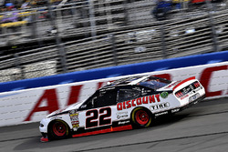 Joey Logano, Team Penske, Ford Mustang Discount Tire