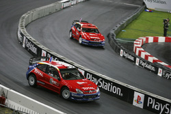 Sebastien Loeb and Colin McRae