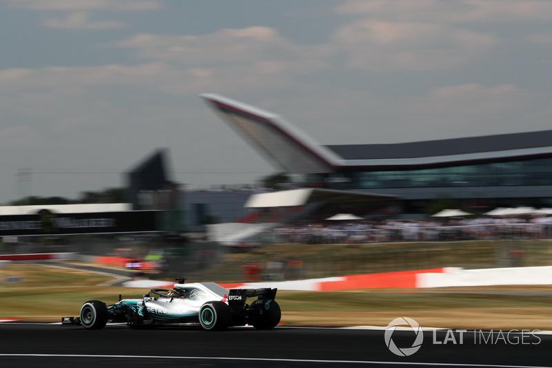 GP Inggris Raya: Lewis Hamilton