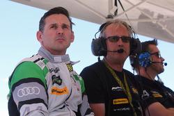 #44 Magnus Racing Audi R8 LMS GT3, GTD: Andy Lally