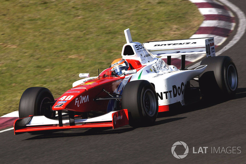 2004: Richard Lyons, Dandelion Racing