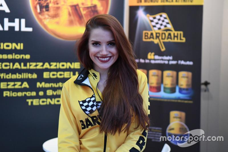 Le ragazze del Motor Show di Bologna 2017