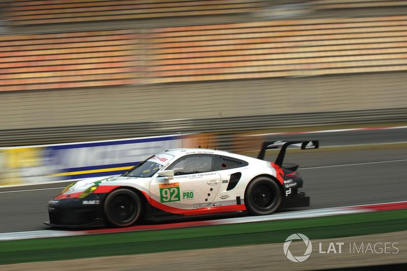 2. GTE-Pro: #92 Porsche GT Team, Porsche 911 RSR