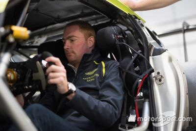 Annonce Aston Martin Racing