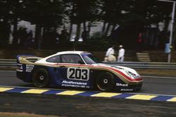 René Metge, Claude Haldi, Kees Nierop, Porsche 961