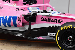 Sahara Force India VJM11