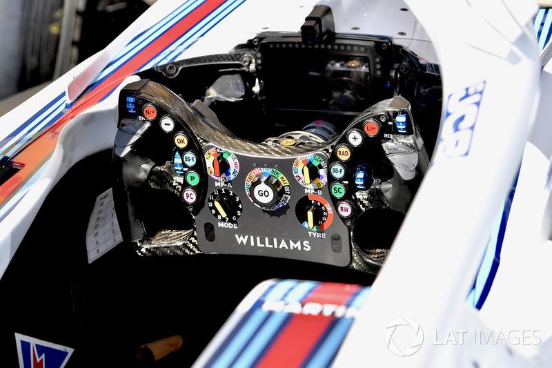 Volante del Williams FW41