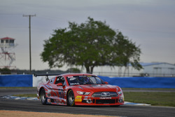 #57 TA2 Ford Mustang, Maurice Hull