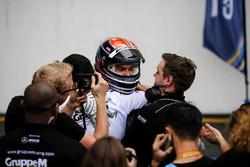 Il vincitore della gara Edoardo Mortara, Mercedes-AMG Team Driving Academy, Mercedes - AMG GT3