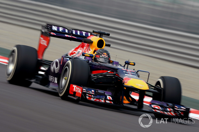 2013: Red-Bull-Renault RB9