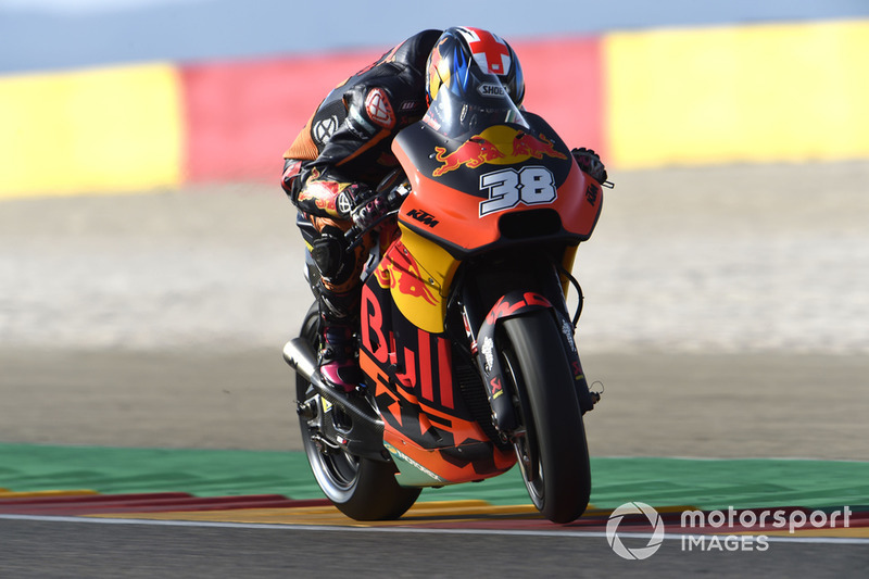 13. Bradley Smith, Red Bull KTM Factory Racing