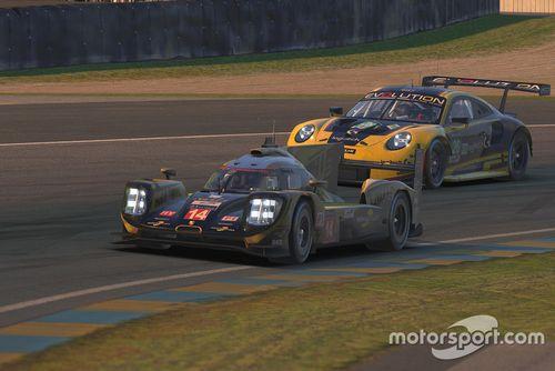 eSports 24h de Le Mans