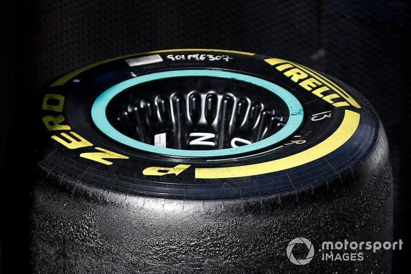 Колеса Mercedes-AMG F1