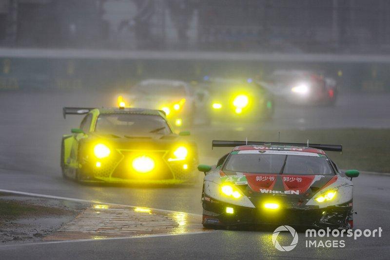 #47 Precision Performance Motorsports (PPM) Lamborghini Huracan GT3, GTD: Стів Данн,Steve Dunn, Дон Йонт, Лінус Люндквіст, Мілош Паловіч
