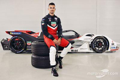 Anuncio de Porsche y Pascal Wehrlein