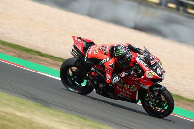 British Superbike: Donington